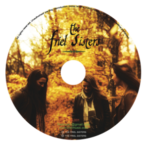 The Friel Sisters CD